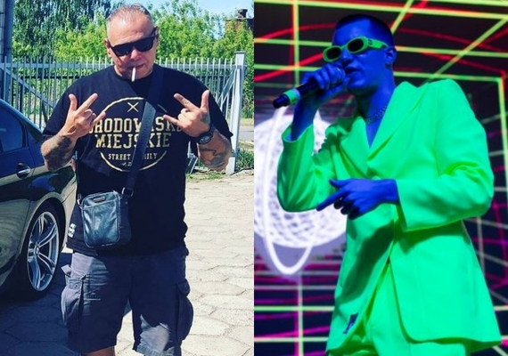 Big fazi atakuje zabsona i wymienia raperow ktorych szanuje