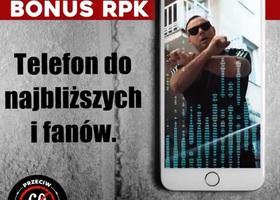 Bonus RPK dziękuje fanom za 100 tyś. podpisów pod petycją (nagranie)