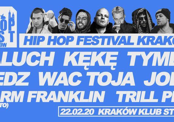 Big hip hop festival krakow 2020