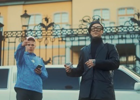 "Szpaku & Kubi Producent ft. Tymek ""OVERHYPE9000"" - teledysk"