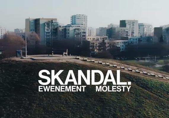 Big skandal ewenement molesty zwiastun