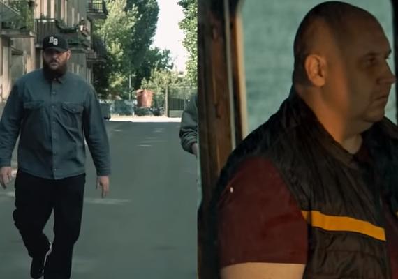 Big wini i waldemar kasta w filmu jak zostalem gangsterem