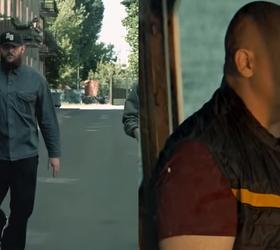 """Wini i Waldemar Kasta w filmu """"Jak zostałem gangsterem"""""""