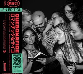 "Quebonafide ""ROMANTIC PSYCHO Japan Edition"" - odsłuch"
