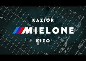 "Kazior feat. Kizo ""Mielone"" - teledysk"