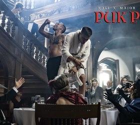 """Kali x Major """"Puk! Puk!"""" prod Newlight$ & K4M - Teledysk"""