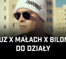 """Rufuz ft. Małach, Bilon HG """"Do działy"""" (prod. Szwed SWD) - Teledysk"""