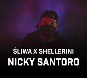 "Śliwa ft. Shellerini ""Nicky Santoro"" - Teledysk"
