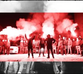 """CIEMNA STREFA (Czerwin x Żaku x Lewy) ft.Dj Gondek """"Warszawski walczyk"""" / prod. Czaha - Teledysk"""