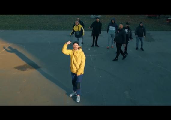 Big hemp gru zycie warszawy 2 official remix teledysk