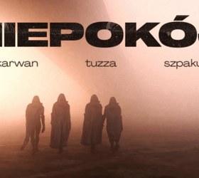 """Karwan """"Niepokój"""" ft. TUZZA, Szpaku - Teledysk"""