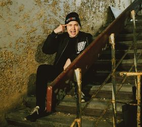 "Mati Ważny - ""Benzo"". Reprezentant Brain Dead Familii zapowiada nowy mixtape!"