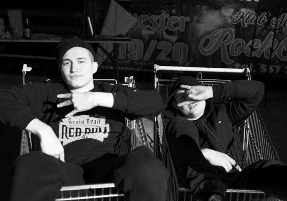 Big mati wazny feat fontam x man trzeci singiel promujacy nowy mixtape od reprezentanta brain dead familii