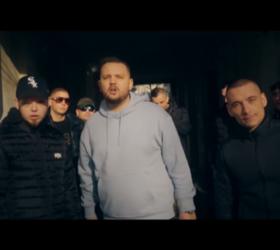 "Łapa TWM ""Brudne ulice"" ft. Radziu RSG x VinVinci // Prod. Gherah - Teledysk"