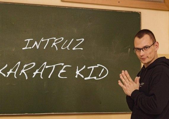 Big intruz karate kid prod 4money teledysk