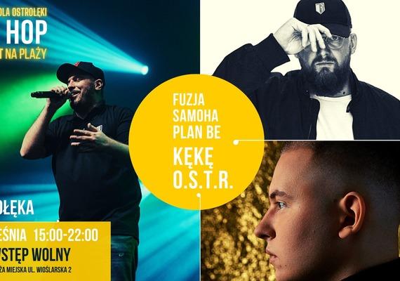 Big keke plaza ostroleka koncert hip hopowy mlodziez dla ostroleki 04 09 2021