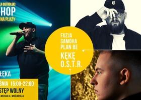 """KęKę • Plaża Ostrołęka • Koncert hip-hopowy """"Młodzież dla Ostrołęki"""" • 04/09/2021"""