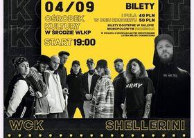 Sheller • Środa Wlkp. • Ośrodek Kultury • 04/09/2021